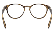 Round Off (Youth Fit) - Satin Brown Tortoise