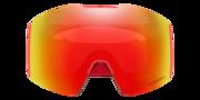 Fall Line L Snow Goggles - Redline