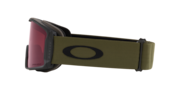 Line Miner™ L Snow Goggles - Dark Brush