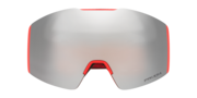 Fall Line M Snow Goggles - Red Dynamic Flow