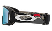 Line Miner™ XL Snow Goggles - Japan Matte Black