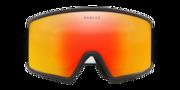 Target Line L Snow Goggles - Matte Black