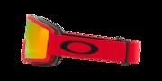 Target Line L Snow Goggles - Redline