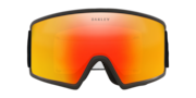 Target Line M Snow Goggles - Matte Black