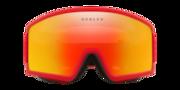 Target Line M Snow Goggles - Redline