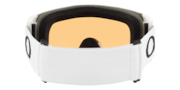 Target Line S Snow Goggles - Matte White