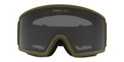Target Line L Snow Goggles - Dark Brush
