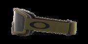 Target Line M Snow Goggles - Dark Brush