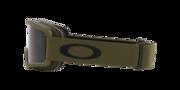 Target Line S Snow Goggles - Dark Brush