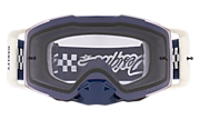Front Line™ MX Goggles - Troy Lee Designs Graph White