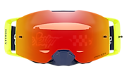 Front Line™ MX Goggles - Troy Lee Designs Graph Yellow