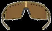 Sutro Eyeshade Precious Mettle Collection - Matte Gold