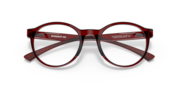 Spindrift - Polished Transparent Brick Red