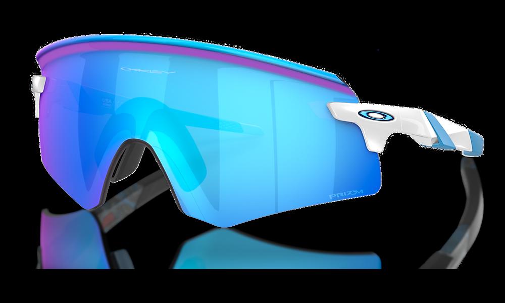 Encoder Matte Black Sunglasses | Oakley® PT