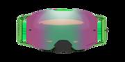 Front Line™ MX Goggles - Moto Green
