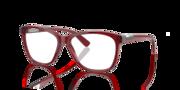 Polished Translucent Brick Red